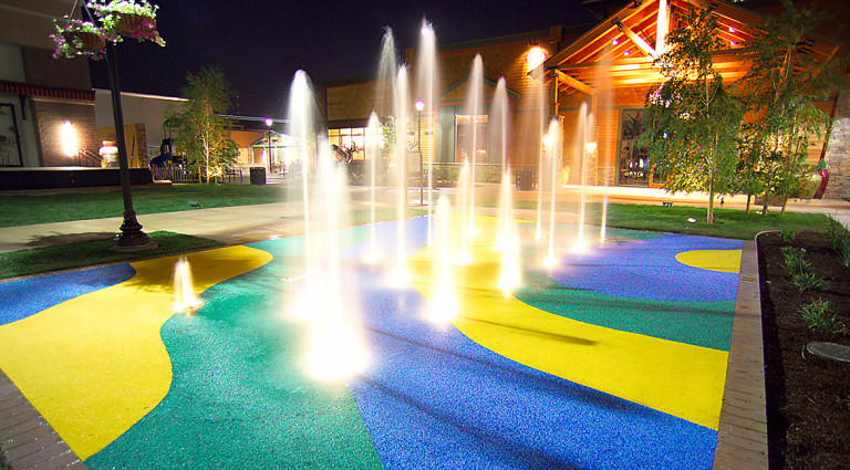 The Fountains at Roseville-Interactive Feature