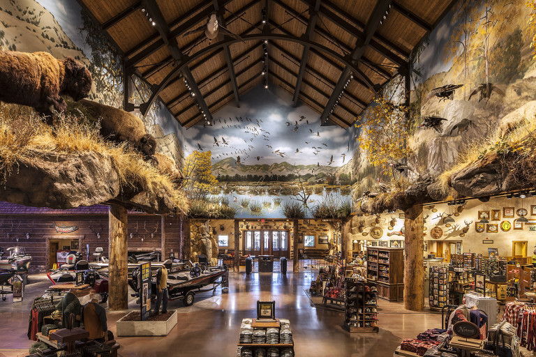 Bass Pro Shops - Main Entry